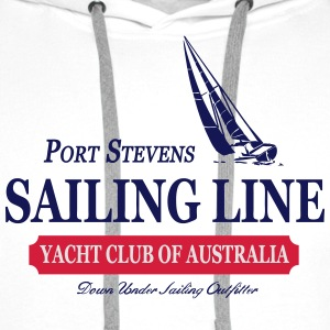 Sailing Line Topper - Premium hettegenser for menn