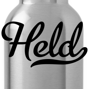 Held T-Shirts - Trinkflasche