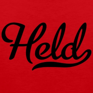 Held T-Shirts - Männer Premium Tank Top