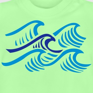 Waves - Baby T-Shirt