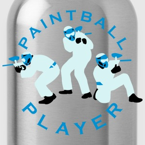 paintball_022015_b_3c T-Shirts - Trinkflasche