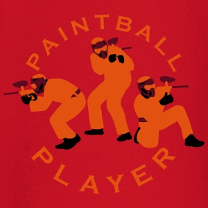 paintball_022015_c_3c T-Shirts - Baby Langarmshirt