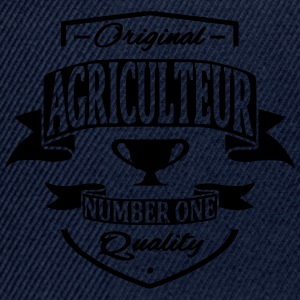 Agriculteur Tee shirts - Casquette snapback