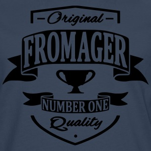 Fromager Tee shirts - T-shirt manches longues Premium Homme