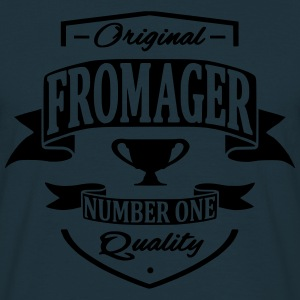 Fromager Sweat-shirts - T-shirt Homme