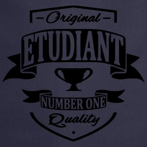 Etudiant Sweat-shirts - Tablier de cuisine