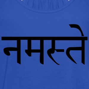 Namaste T-Shirts - Women's Tank Top by Bella