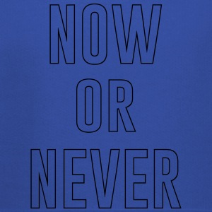 Now or Never T-Shirts - Kids' Premium Hoodie