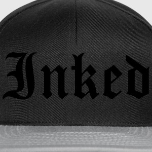 Inked Tabliers - Casquette snapback