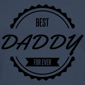best_daddy_for_ever Tee shirts - T-shirt manches longues Premium Homme