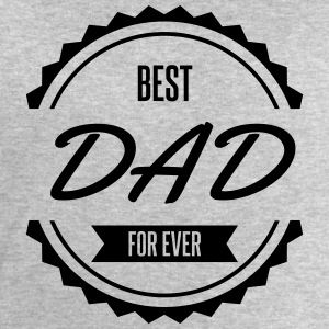 best_dad_for_ever Tee shirts - Sweat-shirt Homme Stanley & Stella