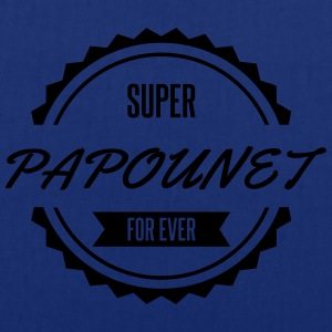 super_papounet_for_ever Tee shirts - Tote Bag