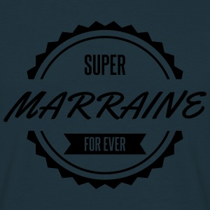 super_marraine_for_ever Tabliers - T-shirt Homme