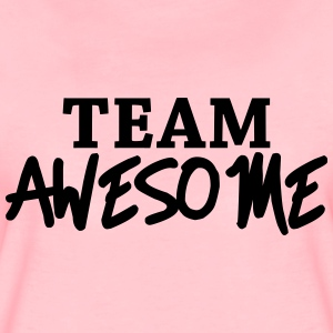 Team Awesome Tröjor - Premium-T-shirt dam