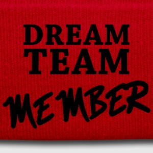 Dream Team Member Long Sleeve Shirts - Winter Hat