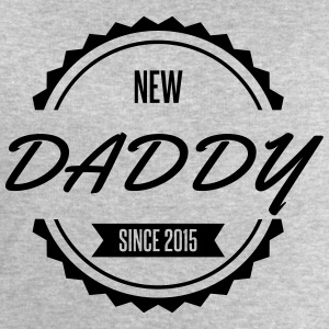 new_daddy_since_2015 Tee shirts - Sweat-shirt Homme Stanley & Stella