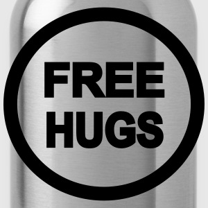Free Hugs Gals - Trinkflasche