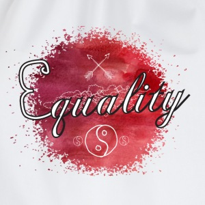 Equality - Watercolor Gensere - Gymbag