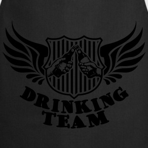 Drinking Team Topper - Kokkeforkle