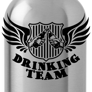 Drinking Team Manga larga - Cantimplora