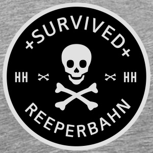 Survived Reeperbahn Tops - Men's Premium T-Shirt