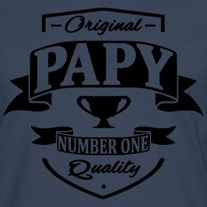 Papy Tee shirts - T-shirt manches longues Premium Homme