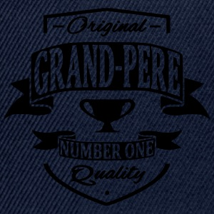 Grand Père Tee shirts - Casquette snapback