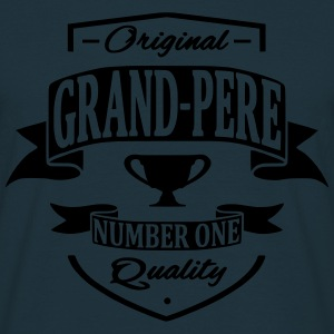 Grand Père Sweat-shirts - T-shirt Homme