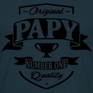 Papy Sweat-shirts - T-shirt Homme