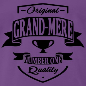 Grand Mère Sweat-shirts - T-shirt Premium Homme