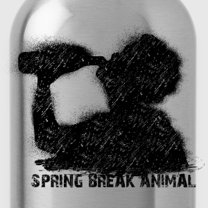 spring break animal T-Shirts - Trinkflasche