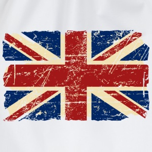 Union Jack - UK - Vintage Look  Sweat-shirts - Sac de sport léger