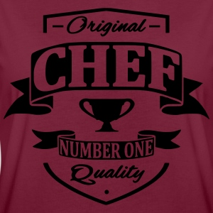 Chef Tabliers - T-shirt oversize Femme