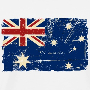 Australien - Down Under - Vintage Look  Sports wear - Men's Premium T-Shirt