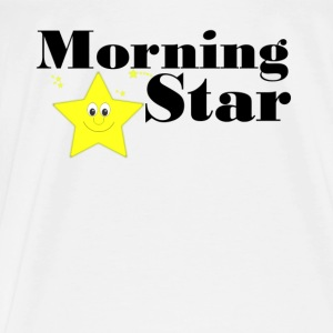 Shirt Morning Star - Männer Premium T-Shirt
