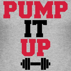 Pump It Up  Sweaters - slim fit T-shirt