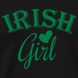 irish girl Hoodies & Sweatshirts - Men's Premium T-Shirt