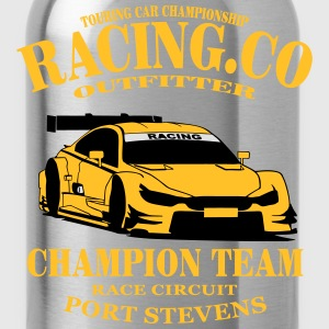 Touring-Car Racing  Aprons - Water Bottle