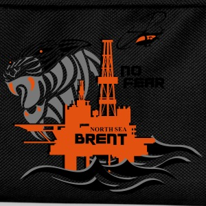 Brent Oil Rig North Sea Aberdeen Scotland - Kids' Backpack