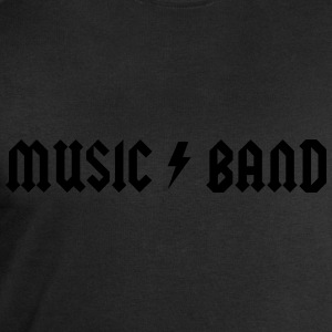 Music Band Logo T-Shirts - Men's Sweatshirt by Stanley & Stella