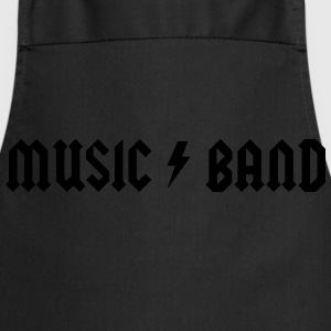 Music Band Logo T-Shirts - Cooking Apron