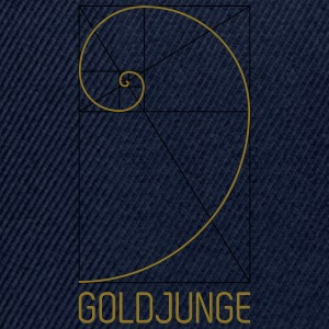 Goldjunge T-Shirts - Snapback Cap