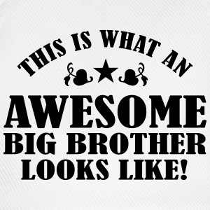 Awesome Big Brother Looks Like Shirts - Baseball Cap