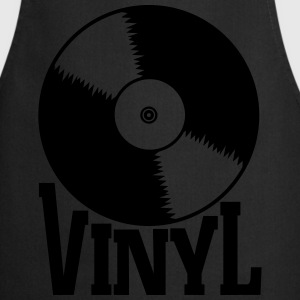 Vinyl record T-Shirts - Cooking Apron