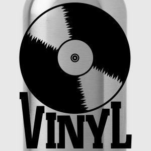 Vinyl record T-Shirts - Water Bottle