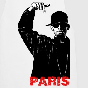 Rappeur hip hop Paris Tee shirts - Tablier de cuisine