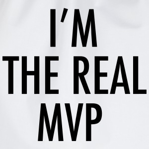 I'm the real MVP Pullover & Hoodies - Turnbeutel