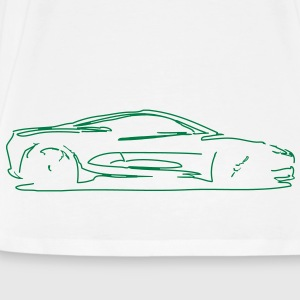 Car Sketch - Männer Premium T-Shirt