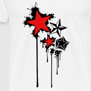 Etoile star splash Sweats - T-shirt Premium Homme