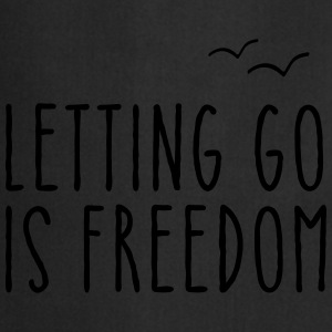 Letting Go Is Freedom T-skjorter - Kokkeforkle